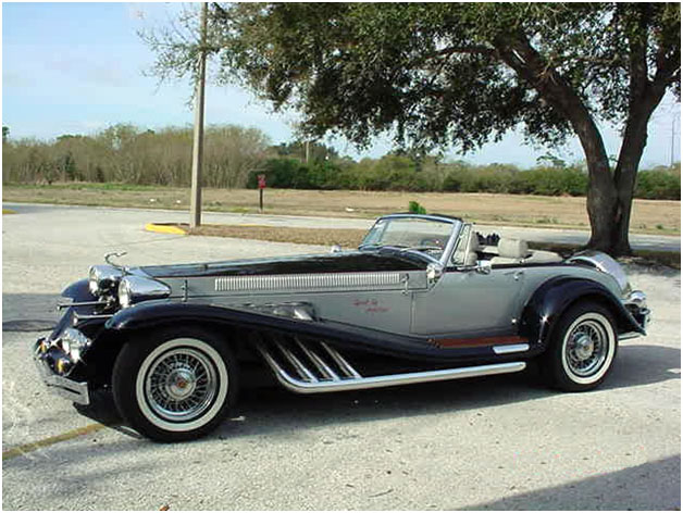 Classic Cars E A Mack Antiques - Classic car 1930